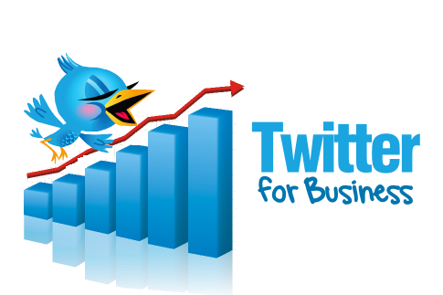 how to use twitter or business